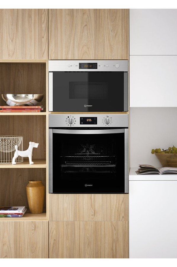 micro ondes gril encastrable indesit mwi5213ix darty. Black Bedroom Furniture Sets. Home Design Ideas
