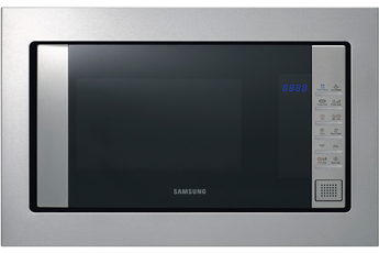 Micro ondes gril encastrable FG77SUST INOX Samsung