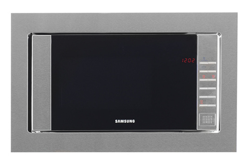 micro ondes gril encastrable samsung fg87sst inox fg87sst 3804089. Black Bedroom Furniture Sets. Home Design Ideas