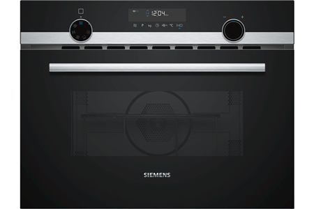 micro ondes gril encastrable siemens cm585amso darty. Black Bedroom Furniture Sets. Home Design Ideas