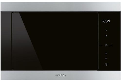 Micro ondes gril encastrable Smeg FMI325X