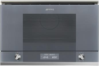 Micro ondes + Gril Smeg MP122S1