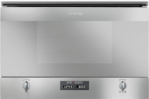 Capacité 22 litres Puissance MO : 850 W / Puissance gril : 1200 W 6 fonctions dont la fonction pizza Hauteur de niche 36.5 cm