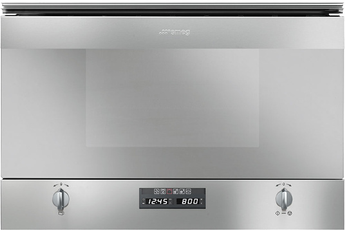 Micro ondes gril encastrable MP422X Smeg