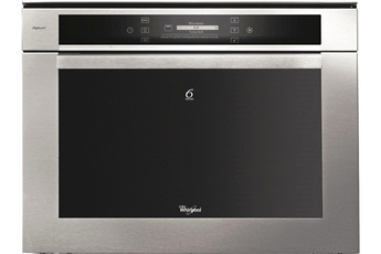 Micro ondes gril encastrable AMW869IXL INOX Whirlpool