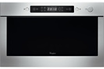 Micro ondes gril encastrable AMW 439 IX Whirlpool