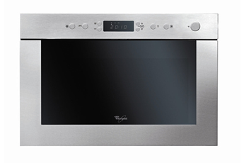 Micro ondes gril encastrable MW4200IX INOX Whirlpool