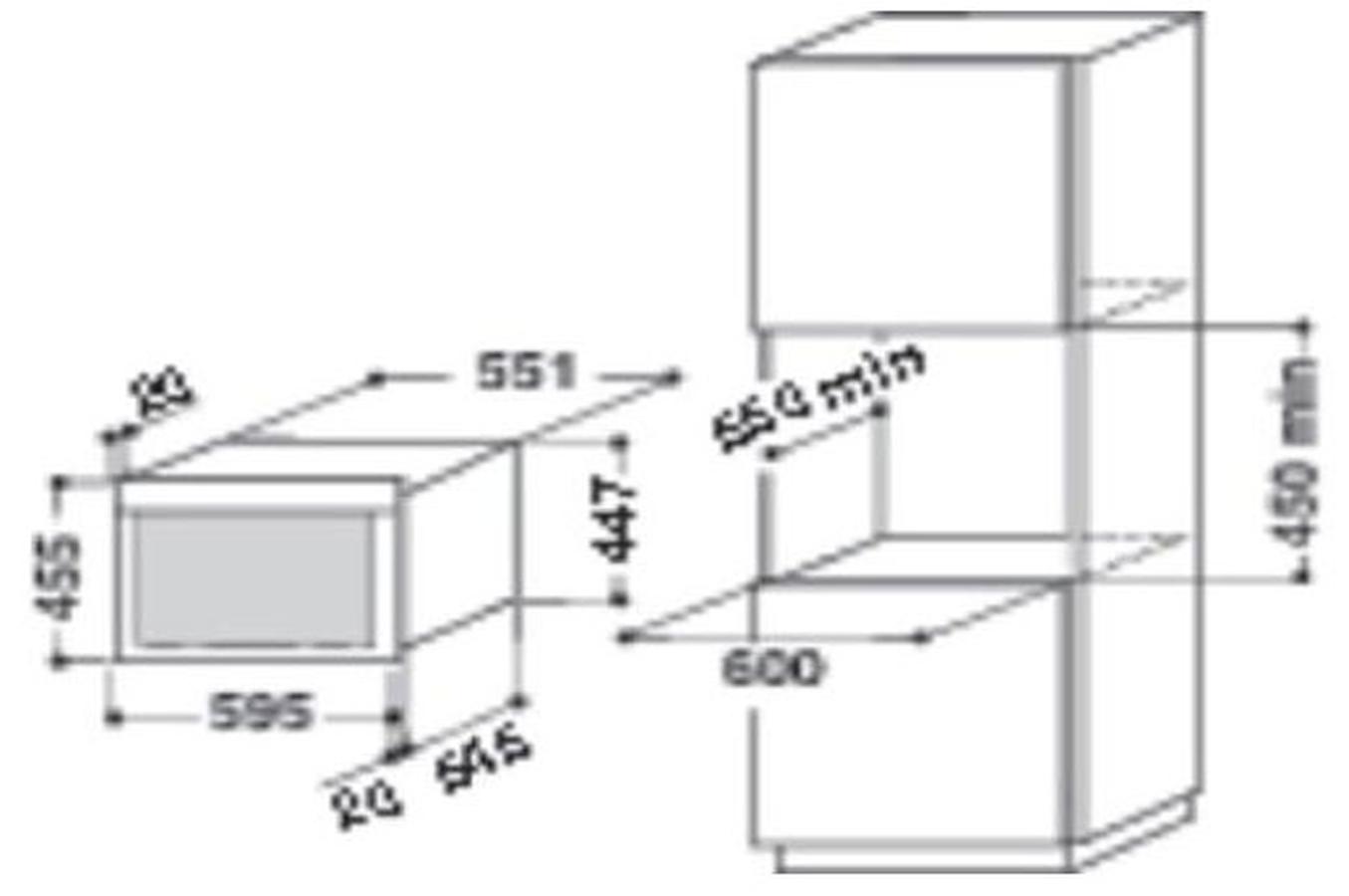 micro ondes combin encastrable whirlpool amw825ix amw825ix inox 3120350 darty. Black Bedroom Furniture Sets. Home Design Ideas