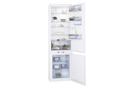 refrigerateur congelateur encastrable aeg sct71900so darty. Black Bedroom Furniture Sets. Home Design Ideas