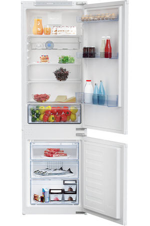 refrigerateur congelateur encastrable beko bcha275e2sf darty. Black Bedroom Furniture Sets. Home Design Ideas