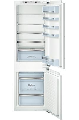 refrigerateur congelateur encastrable bosch kis86af30 darty. Black Bedroom Furniture Sets. Home Design Ideas