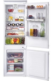 Refrigerateur congelateur encastrable CKBBF172 Candy