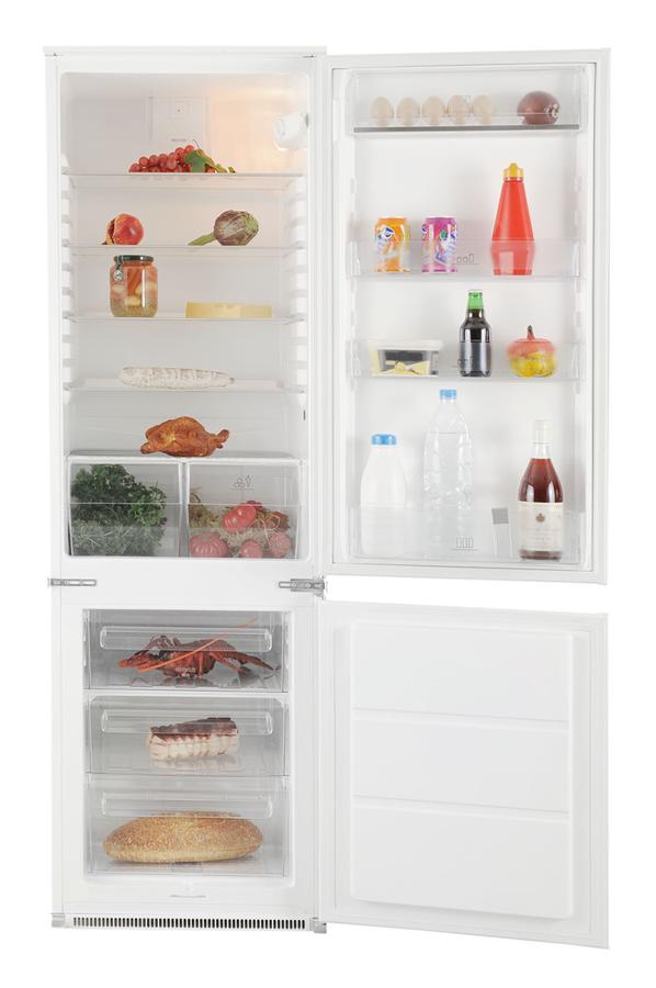 Refrigerateur congelateur encastrable electrolux enn2911a0w 3591298 darty - Refrigerateur congelateur encastrable darty ...