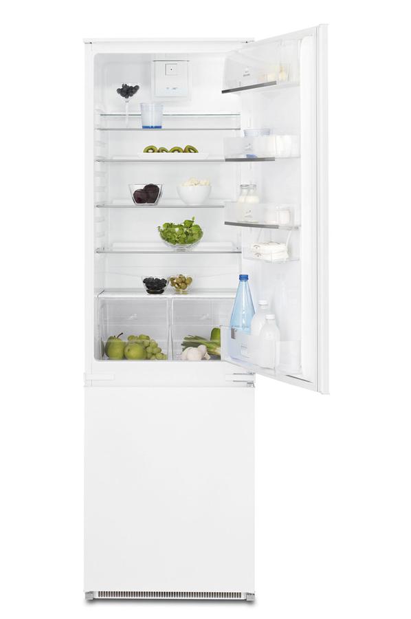 Refrigerateur congelateur encastrable electrolux enn2914aow 3606260 darty - Refrigerateur congelateur encastrable darty ...