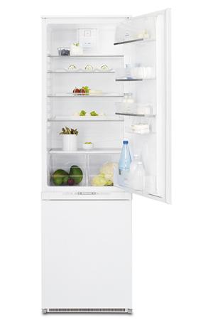 refrigerateur congelateur encastrable electrolux enn2914cow darty. Black Bedroom Furniture Sets. Home Design Ideas