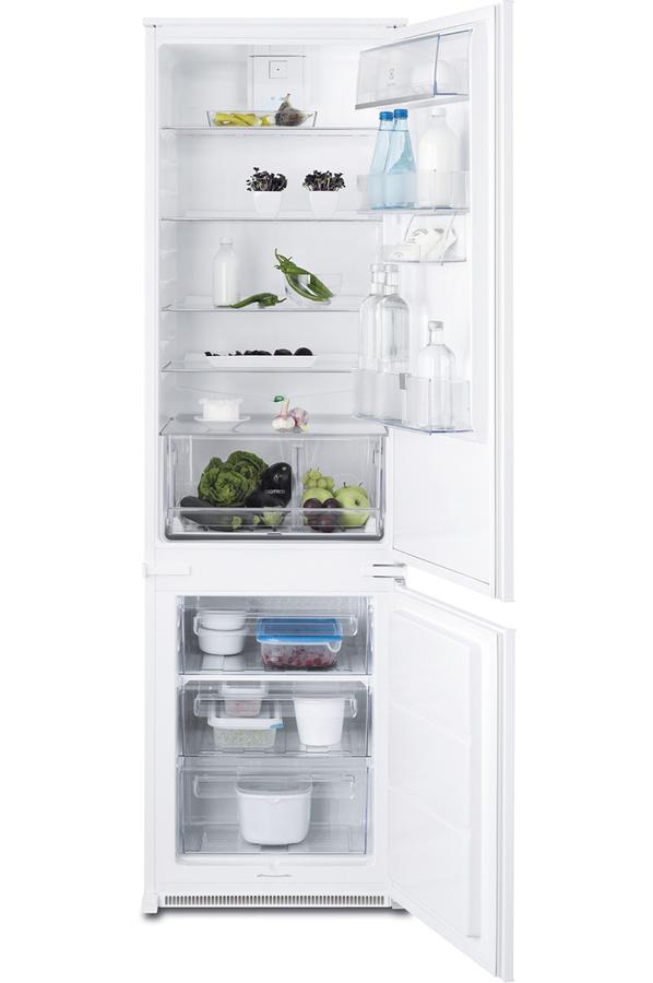 Refrigerateur congelateur encastrable electrolux enn3111aow 4238907 darty - Refrigerateur congelateur encastrable darty ...