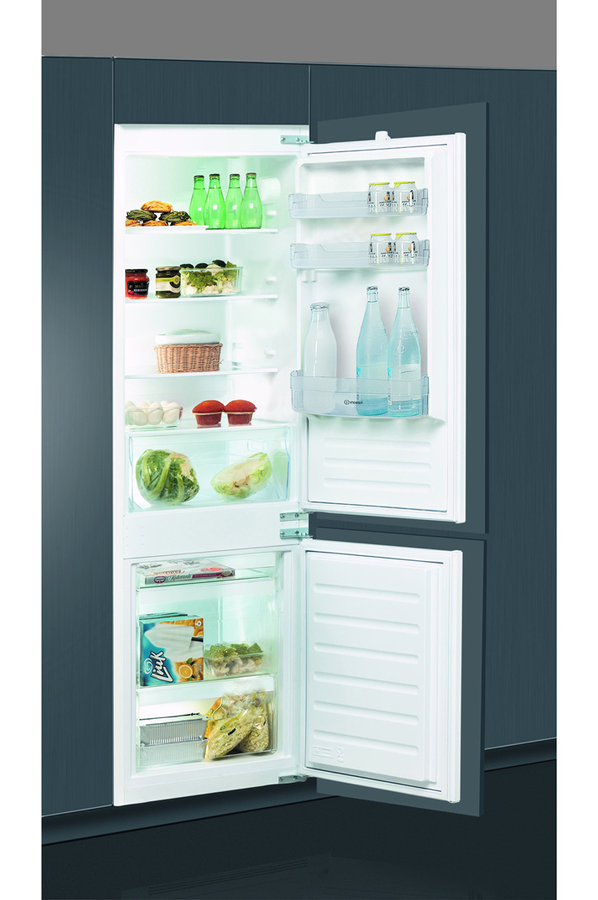 refrigerateur congelateur encastrable indesit b18a1di 4285778 darty. Black Bedroom Furniture Sets. Home Design Ideas
