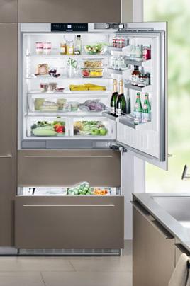 refrigerateur congelateur encastrable liebherr ecn6156 d charni re droite ecn6156 3496490. Black Bedroom Furniture Sets. Home Design Ideas