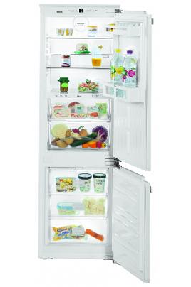 Volume 242 L - Classe A++ (238 kWh/an) Réfrigérateur brassé - Congélateur ventilé Hauteur 177 cm (niche 177,2 à 178,8 cm) Fixation de l'habillage sur charnières