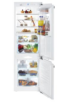 Refrigerateur congelateur encastrable ICBN 3366 PREMIUM Liebherr
