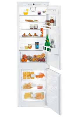 Volume net : 256 L - Classe A++ (230 kWh/an) Réfrigérateur PowerCooling - Congélateur NoFrost Hauteur 177 cm (niche 177,2 à 178,8 cm) Fixation de l'habillage sur glissières