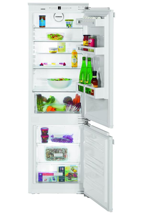 refrigerateur congelateur encastrable liebherr icp 3324. Black Bedroom Furniture Sets. Home Design Ideas