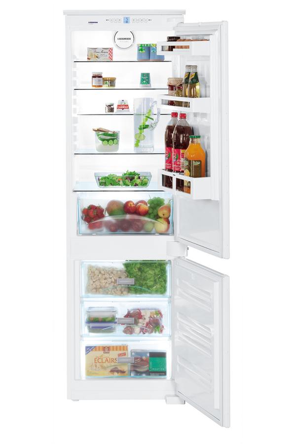 refrigerateur congelateur encastrable liebherr ics 3314 3732100 darty. Black Bedroom Furniture Sets. Home Design Ideas