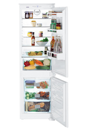 refrigerateur congelateur encastrable liebherr icuns 3314 darty. Black Bedroom Furniture Sets. Home Design Ideas