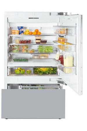 refrigerateur congelateur encastrable miele kf 1901 vi darty. Black Bedroom Furniture Sets. Home Design Ideas