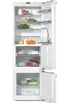 Refrigerateur congelateur en bas Miele KF 37673 ID