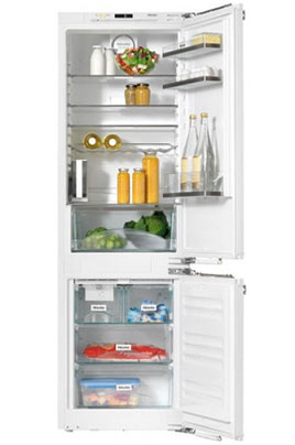 refrigerateur congelateur encastrable miele kfn37452ide 3758753. Black Bedroom Furniture Sets. Home Design Ideas