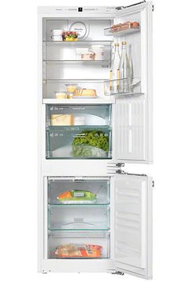 Volume 242 L - Classe A++ (238 kWh/an) Réfrigérateur brassé - Congélateur ventilé Hauteur 177,2 cm (niche 177,2 à 178,8 cm) Fixation de l'habillage sur charnières