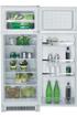 Refrigerateur congelateur encastrable RBDP2353/3 Rosieres