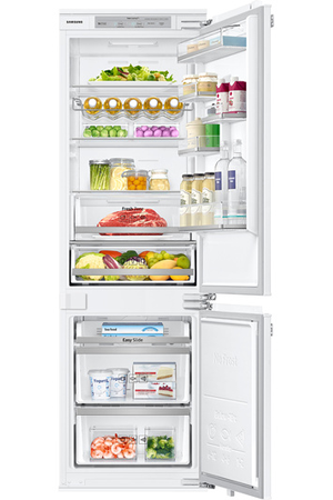 Refrigerateur Congelateur Encastrable Samsung Brb260176ww Darty