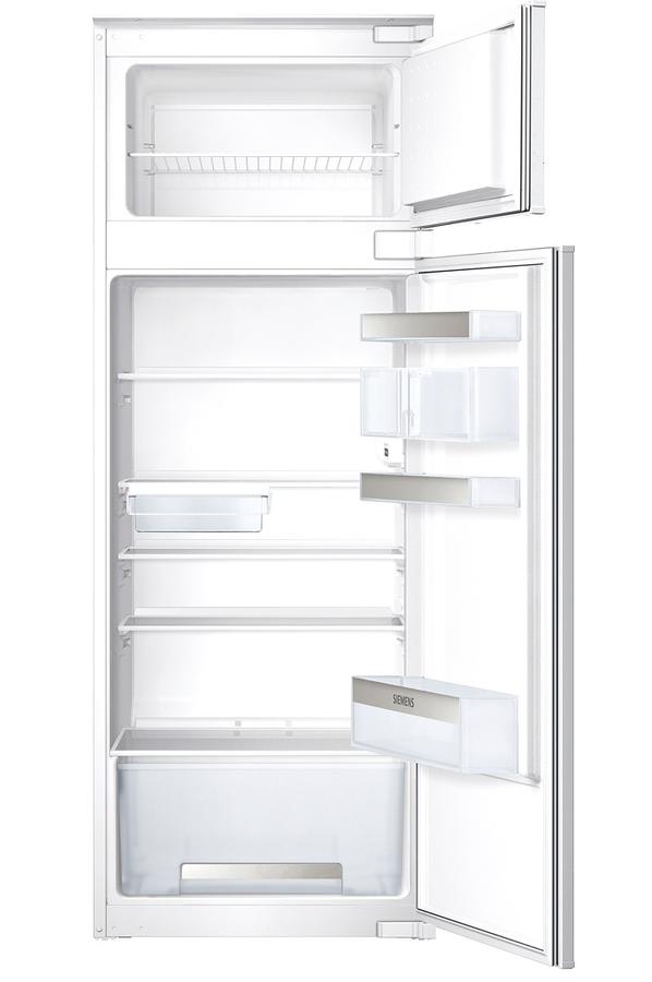 Refrigerateur congelateur encastrable siemens ki26da20ff 3582965 darty - Refrigerateur congelateur encastrable darty ...