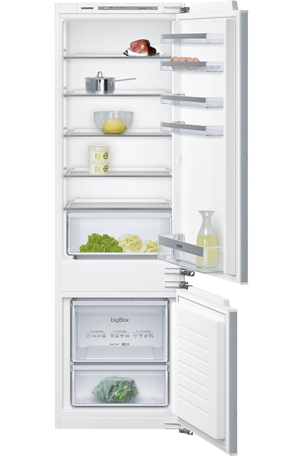 Refrigerateur Congelateur Encastrable Siemens Ki87vvf30 4189469 Darty