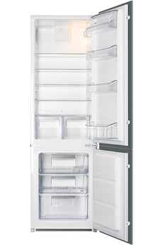 Refrigerateur congelateur encastrable C7280FP Smeg