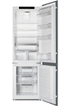 Refrigerateur congelateur encastrable C7280NLD2P Smeg