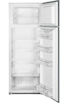 Refrigerateur congelateur encastrable D72302P Smeg