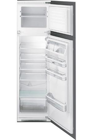 refrigerateur congelateur encastrable smeg fr270ap darty. Black Bedroom Furniture Sets. Home Design Ideas