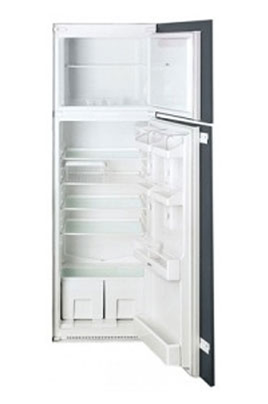 refrigerateur congelateur encastrable smeg fr 298 ap. Black Bedroom Furniture Sets. Home Design Ideas