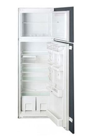 refrigerateur congelateur encastrable smeg fr 298 ap darty. Black Bedroom Furniture Sets. Home Design Ideas