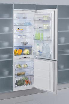 Refrigerateur congelateur encastrable ART481A+ Whirlpool