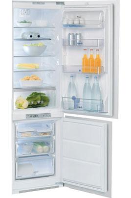 refrigerateur congelateur encastrable whirlpool art499 nf. Black Bedroom Furniture Sets. Home Design Ideas