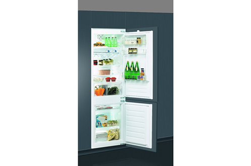 refrigerateur congelateur encastrable whirlpool art6510 a. Black Bedroom Furniture Sets. Home Design Ideas