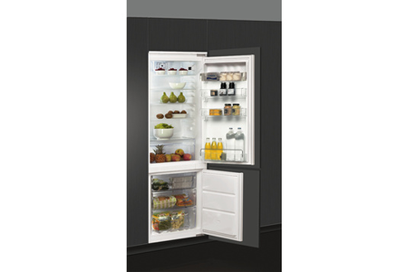 refrigerateur congelateur encastrable whirlpool art872 a nf darty. Black Bedroom Furniture Sets. Home Design Ideas