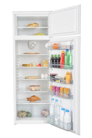 refrigerateur congelateur encastrable sauter dva282 darty. Black Bedroom Furniture Sets. Home Design Ideas