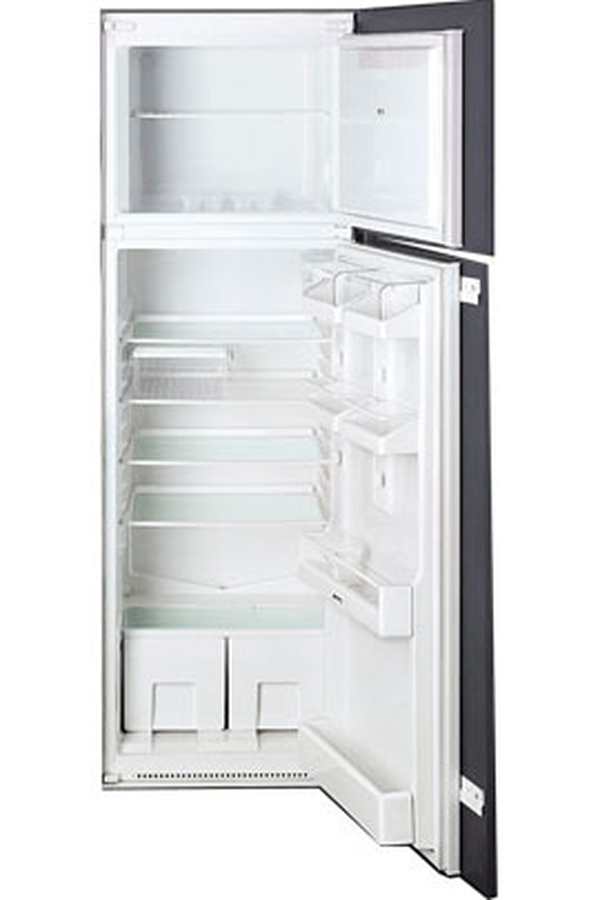 refrigerateur congelateur encastrable smeg fr298 a 1 1946137 darty. Black Bedroom Furniture Sets. Home Design Ideas