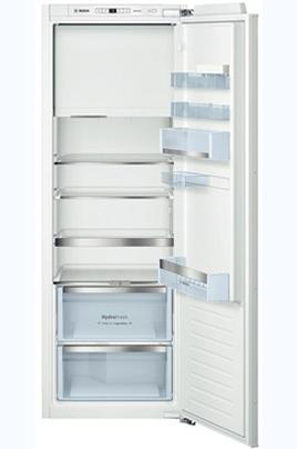 Classe A++ - Consommation : 198 kWh/an Volume total net : 249 l - 36 dB(A) Froid statique Hauteur de niche : 158 cm