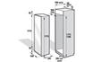 Réfrigérateur encastrable DRS1133J De Dietrich
